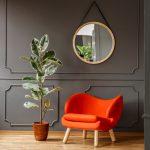 Les meilleurs endroits pour accrocher un miroir dans votre maison